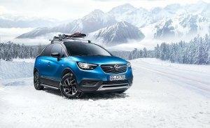 El Opel Crossland X estrena accesorios para los conductores más aventureros