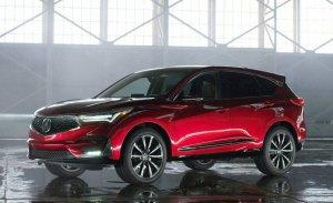 Acura presenta el RDX 2019 Prototype como adelanto del modelo de producción
