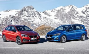 Desvelados los nuevos BMW Serie 2 Active Tourer y Gran Tourer 2018