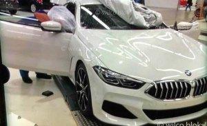 El BMW Serie 8 2018 se desvela por completo
