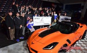 El primer Chevrolet Corvette ZR1 vendido por 925.000 dólares
