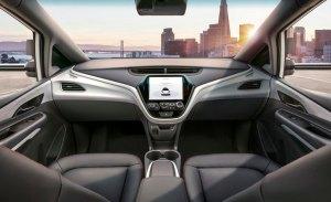 Chevrolet presenta el Cruise AV: el primer coche totalmente autónomo del mundo