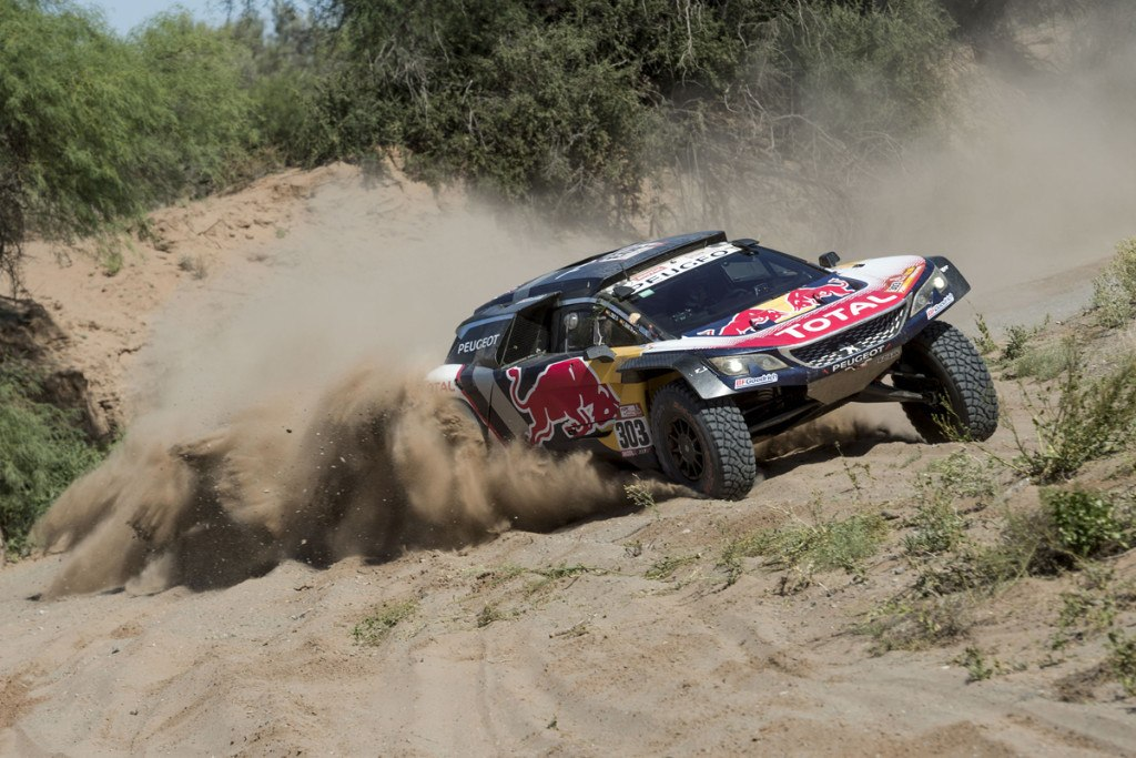 dakar 2018 etapa 13 sainz acaricia su segundo 39 touareg 39. Black Bedroom Furniture Sets. Home Design Ideas
