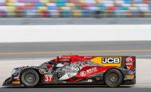 """Juncadella, tras su debut en Daytona: """"Ha sido una experiencia brutal"""""""