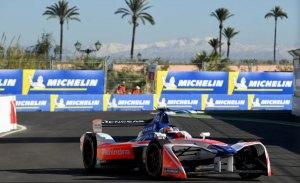 Rosenqvist repite victoria en el ePrix de Marrakech