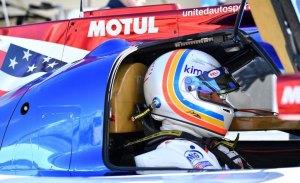 Alonso hace balance de su 13º puesto en la parrilla de Daytona
