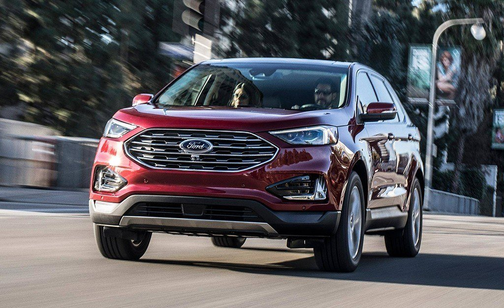 ford edge 2018 el suv americano se renueva con. Black Bedroom Furniture Sets. Home Design Ideas
