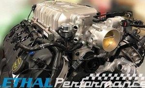 Filtrada nueva imagen del V8 del Shelby GT500 y su posible fecha de llegada