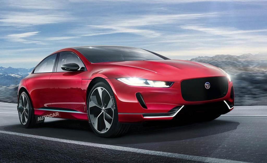 Jaguar 2018 Xj >> Jaguar XJ 2019: la berlina de lujo se reinventará como coche eléctrico - Motor.es