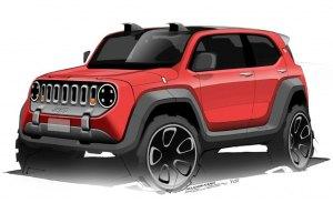 Jeep confirma que estudia un nuevo modelo bajo el actual Renegade