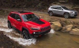 Jeep revela todos los datos del renovado Cherokee 2019 en Detroit