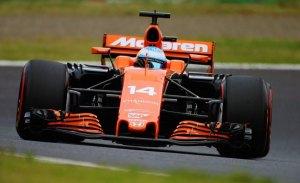 """Mansell confía en que McLaren """"compita por victorias"""" ya en 2018"""