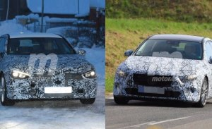 Diferencias y similitudes de los nuevos Mercedes CLA y Clase A Sedán