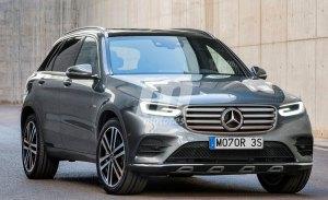 Adelantamos el diseño del futuro Mercedes GLB que llegará a finales de 2019