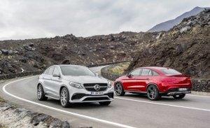 Mercedes modifica precios y equipamientos en los GLE y GLE Coupé para 2018