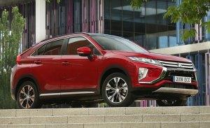 La versión diésel del Mitsubishi Eclipse Cross llegará este año