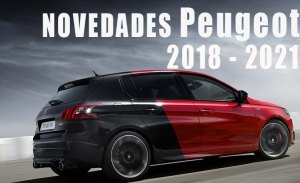 Peugeot presentará casi una docena de novedades desde 2018 a 2021