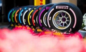 """Pirelli presenta su gama de neumáticos para 2018: """"hiperblando"""" y """"superduro"""""""