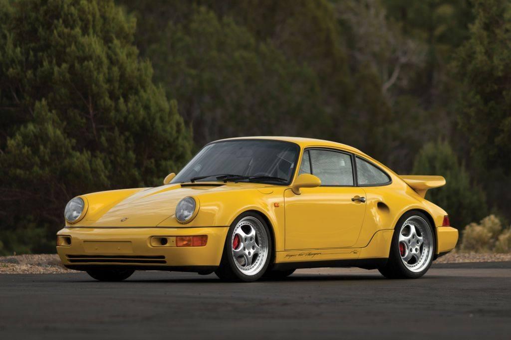 Espectacular Colección Con Los Más Raros Y Brutales Porsche 964 A La