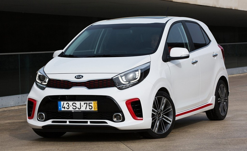el nuevo kia picanto gt line recibe el motor 1 0 t gdi de 100 cv. Black Bedroom Furniture Sets. Home Design Ideas