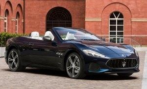 La gama del Maserati GranCabrio se reajusta con nuevos precios