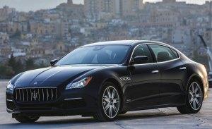 Maserati Quattroporte 2018: nuevos precios y cambios en la gama