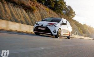 Prueba Toyota Yaris GRMN, diversión para unos pocos