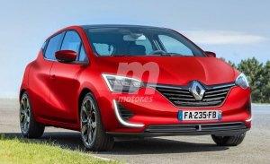 Así será el nuevo Renault Clio de quinta generación