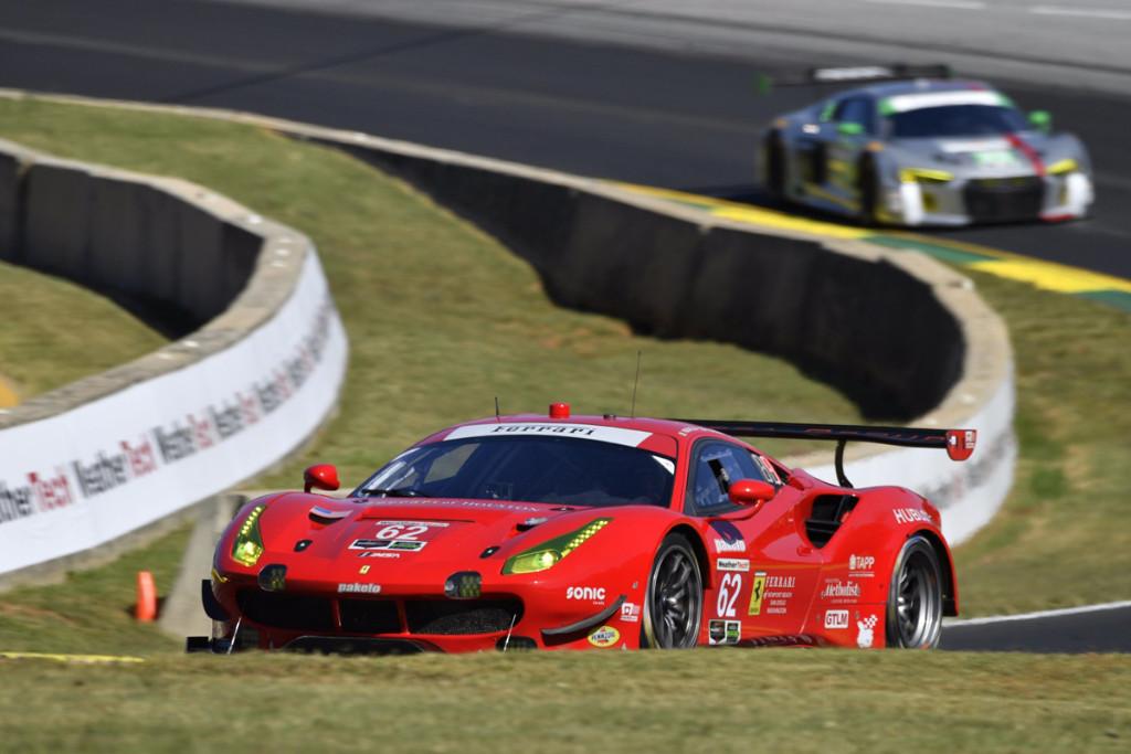 Risi Competizione A Le Mans Con Keating Motorsports