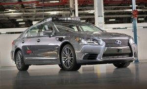 Toyota presenta su nueva plataforma de conducción autónoma