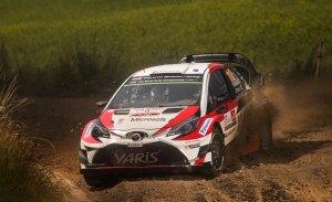 El Toyota Yaris WRC también se pone en alquiler
