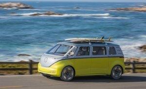 Volkswagen y Nvidia adelantan su tecnología de inteligencia artificial en el CES 2018