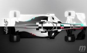 Análisis técnico del Haas VF-18: evolución discreta