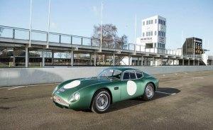 El Aston Martin Zagato que promete ser el modelo más caro vendido en Gran Bretaña