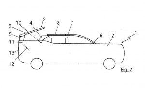 Audi tantea la posibilidad de un SUV descapotable y decide patentarlo