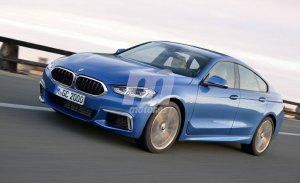 Adelantamos el diseño del BMW Serie 2 Gran Coupé con una recreación