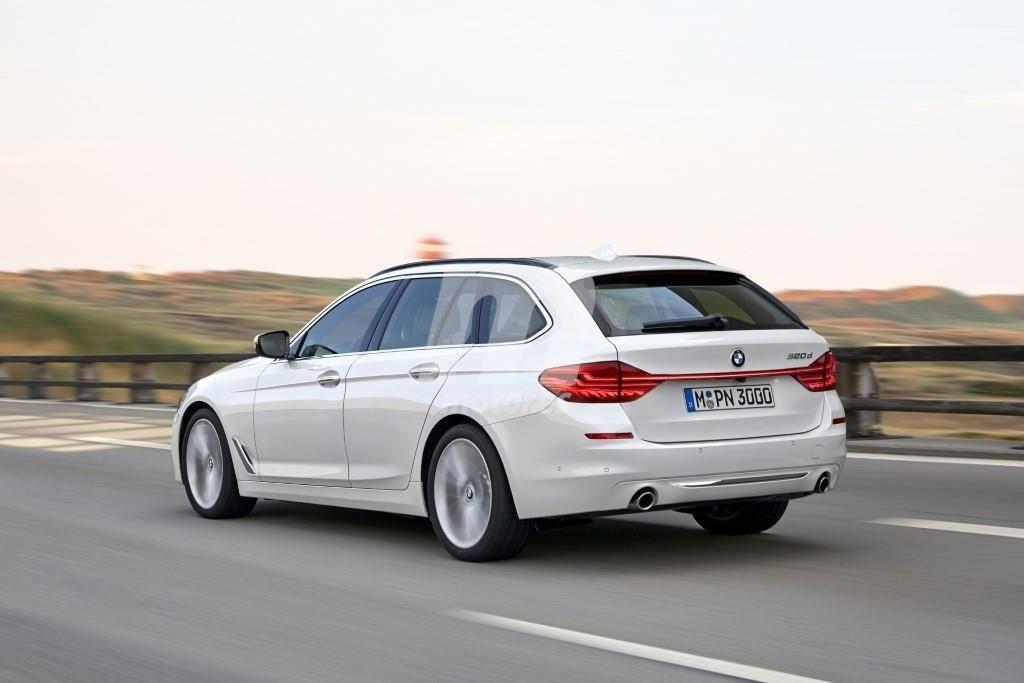 Bmw Serie 3 G20 >> BMW Serie 3 Touring 2019: un adelanto de la escurridiza variante familiar - Motor.es