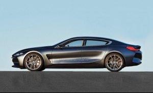 BMW desvelará un nuevo concept basado en el Serie 8 en Ginebra
