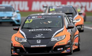 Boutsen Ginion Racing lleva dos Honda Civic al WTCR