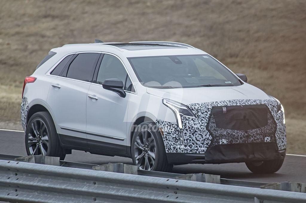 Primeras fotos espías del futuro Cadillac XT5 V-Sport que ...