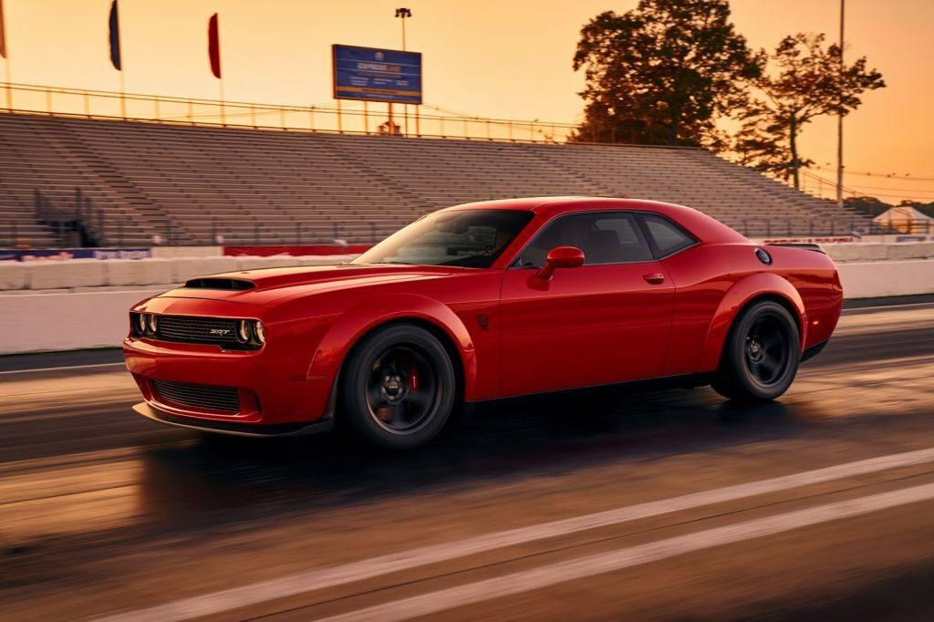 Cual Es La Velocidad Maxima Del Dodge Challenger Srt Demon Motor Es