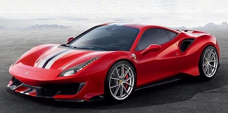 Ferrari 488 Pista: ¿filtrado el sucesor del 458 Speciale ...