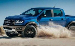 Filtrado el nuevo Ford Ranger Raptor 2019 al completo