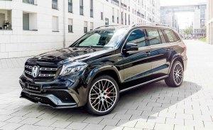 Hofele-Design hace del Mercedes GLS un SUV más exclusivo