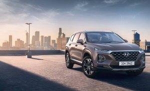 El nuevo Hyundai Santa Fe 2019 se destapa oficialmente