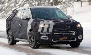 El nuevo Hyundai Tucson 2019 afronta sus test de invierno