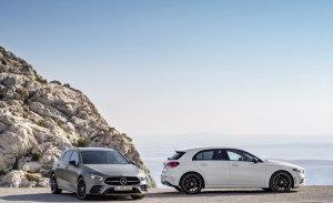 Los motores y equipamientos del nuevo Mercedes Clase A, al detalle