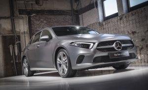 Nuevo Mercedes Clase A: todos sus precios en España