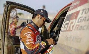 Nasser Al-Attiyah quiere regresar al WRC con Toyota