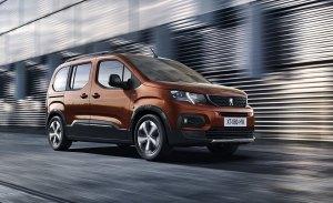 Peugeot Rifter: la nueva generación del Partner cambia de nombre